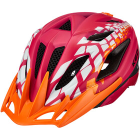 KED Street Jr. Pro Helmet Kids pink